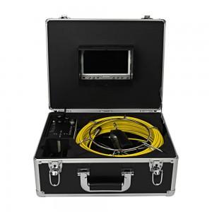 Технический промышленный видеоэндоскоп для инспекции труб BEYOND CR110-7D1 для инспекции, 30 м, с записью