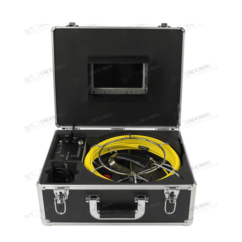 Технический промышленный видеоэндоскоп для инспекции труб BEYOND CR110-7D1 для инспекции, 20 м, с записью - 2