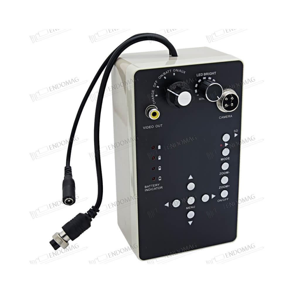 Технический промышленный видеоэндоскоп для инспекции труб BEYOND CR110-7D1 для инспекции, 30 м, с записью - 4